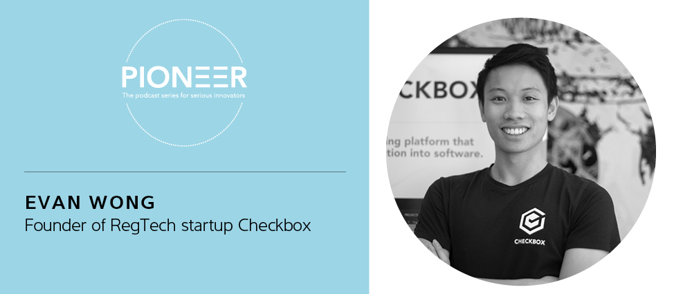 Evan Wong Founder of Checkbox