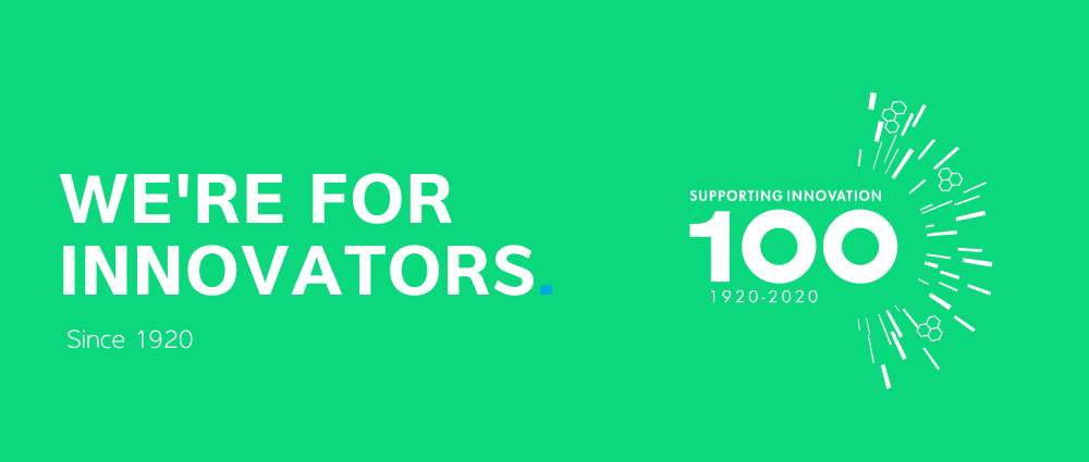 We're for innovators