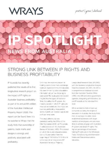 IP Spotlight May 11