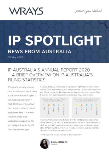 IP Spotlight 18 May 2020