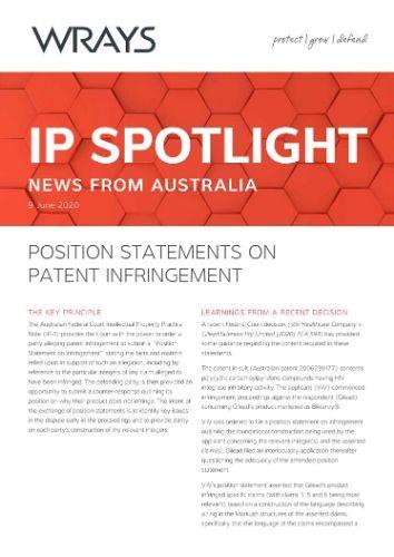 IP Spotlight cover